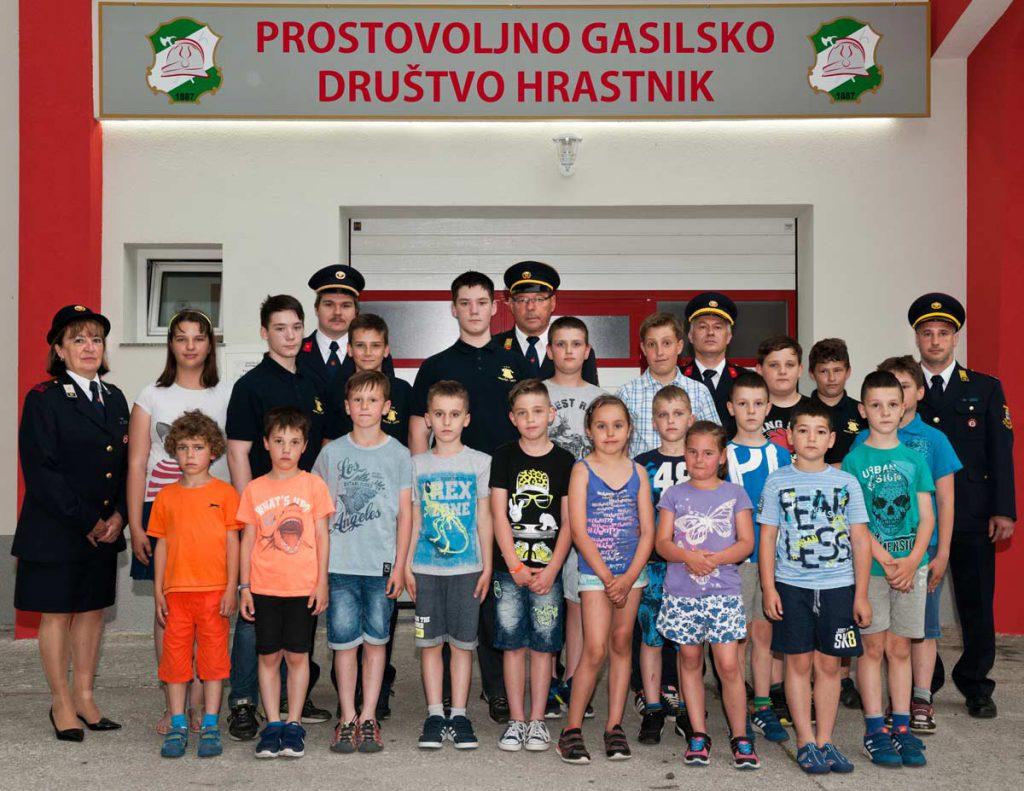 Mladina PGD Hrastnik